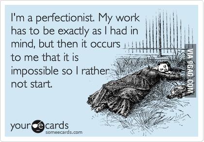 I'm not lazy !!!