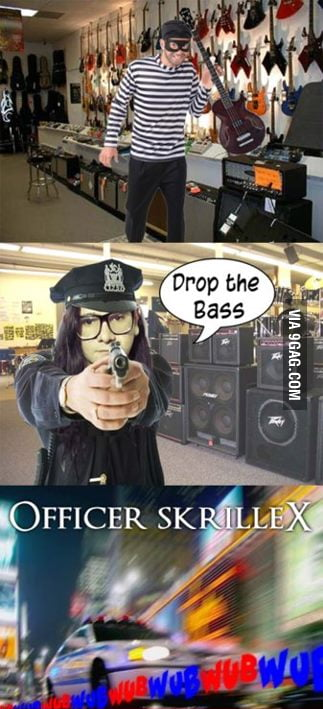 Drop the bass!