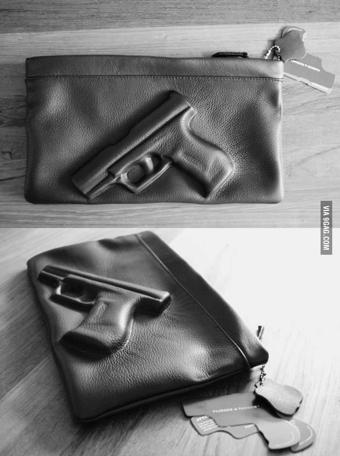 Using this bag can probably keep a girl safer