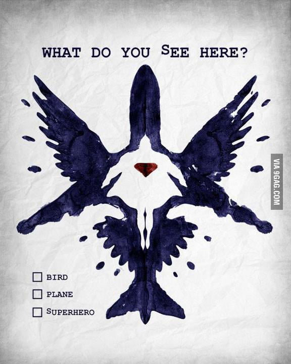 What Do You See Here?