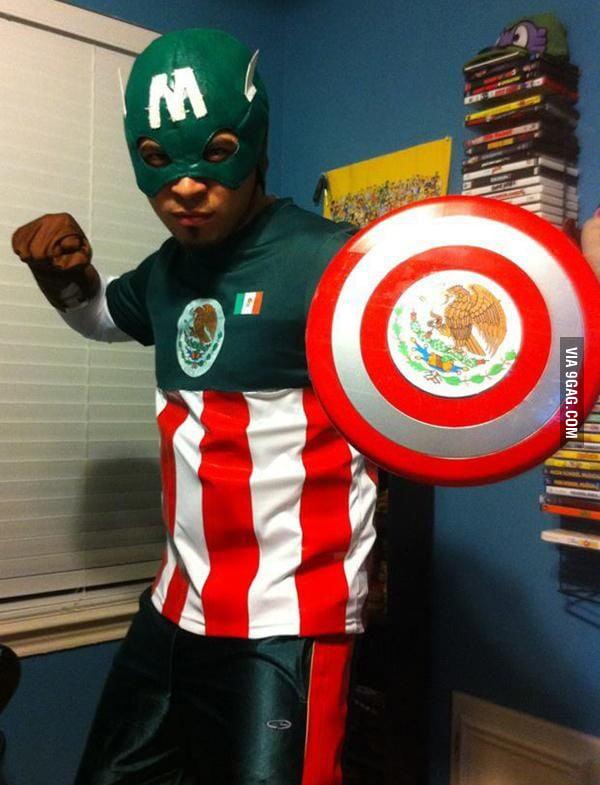 Capitan México!