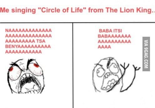 Just Lion King