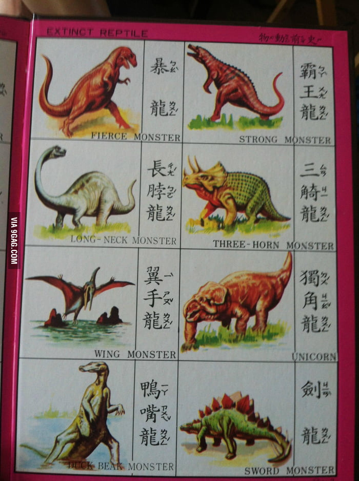 Chinese textbook blunder
