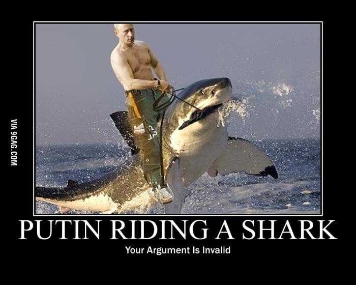 Putin Flies with Birds, Jumps the Shark | New Republic