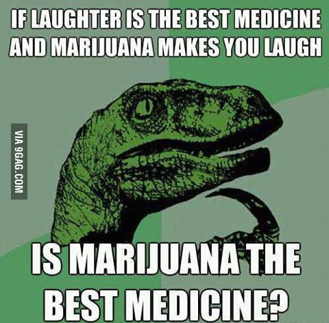 Marijuana is the best medicine?