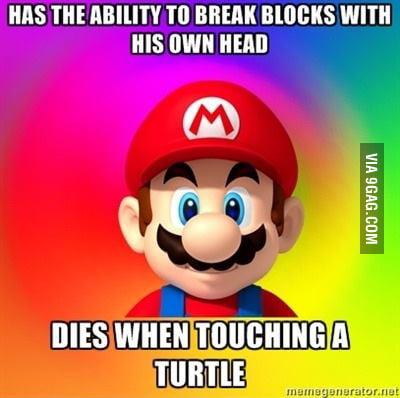 Super Mario Logic