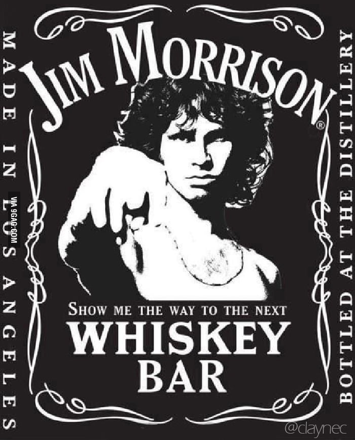 Jim Morrison Alabama Song (Whiskey Bar)