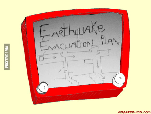 Bad things to keep on an etch-a-sketch