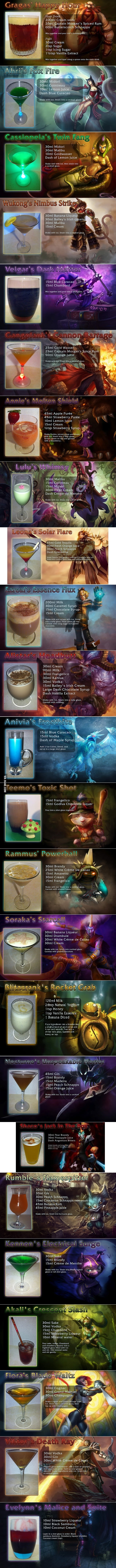 Mother of Drinks