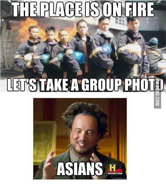 Asians LVL: NOT GIVIN A F*CK