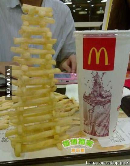 Fries Structure