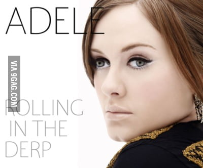 Derping adele