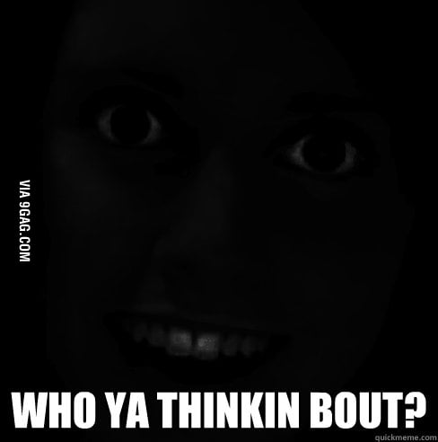 Overly Attached Girlfriend wakes you up at 3:00 AM