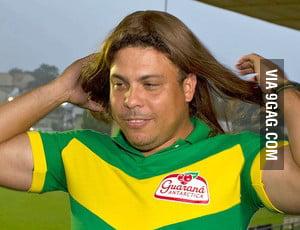 Ronaldo being fabulous