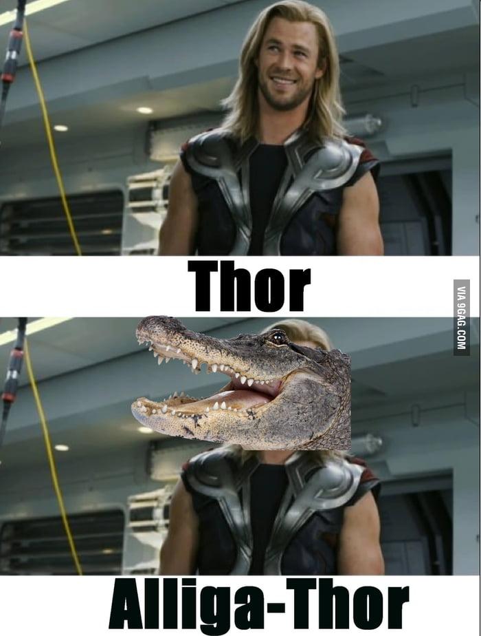 Alliga-Thor