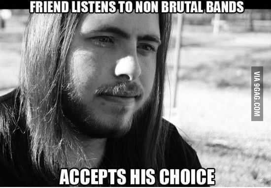 Good Guy Metalhead
