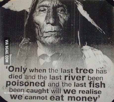 Sad, But true..