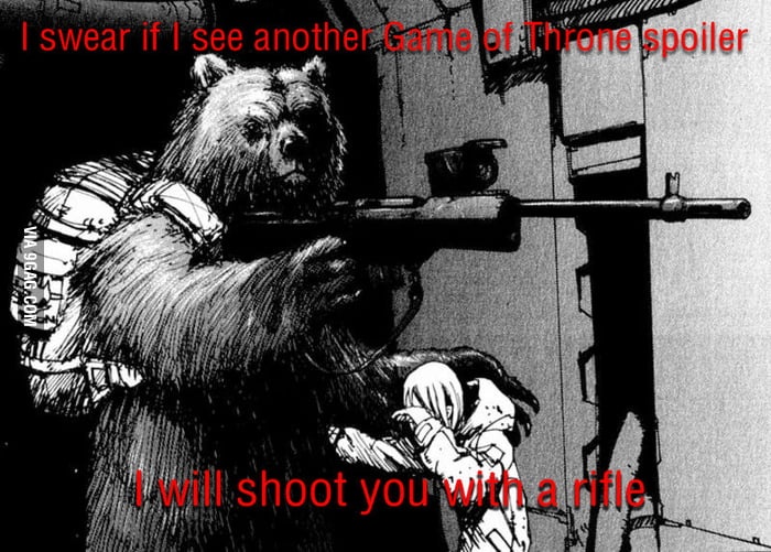 Angry Bear.