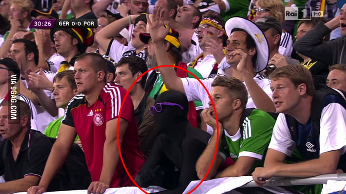 Meanwhile, at Euro 2012...