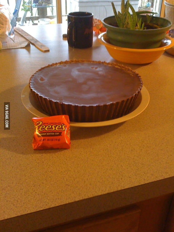 Do you like Reese's?