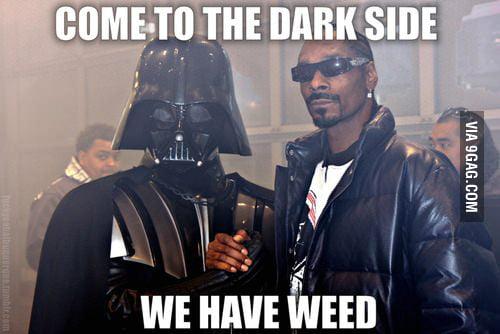 Snoop Dog bein Snoop Dog