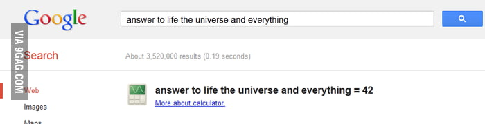 Google, you knows the truth !