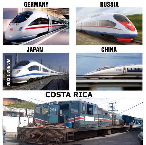 COSTA RICA Y U SO MODERN!?!?