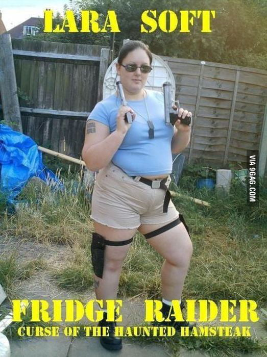Lara Soft - Fridge raider