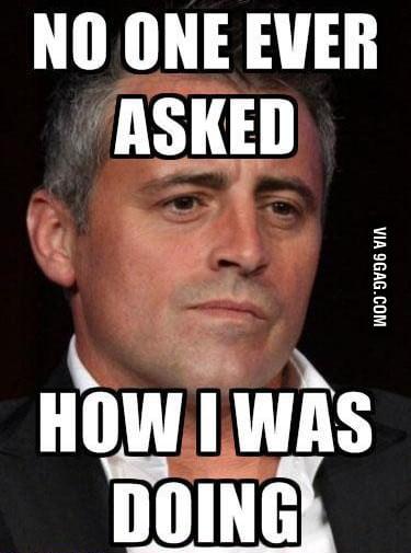 Poor Joey