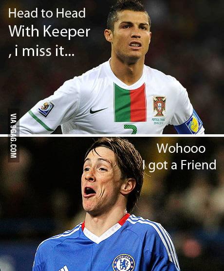 Torres Got A friend