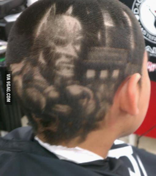 Best haircut ever!
