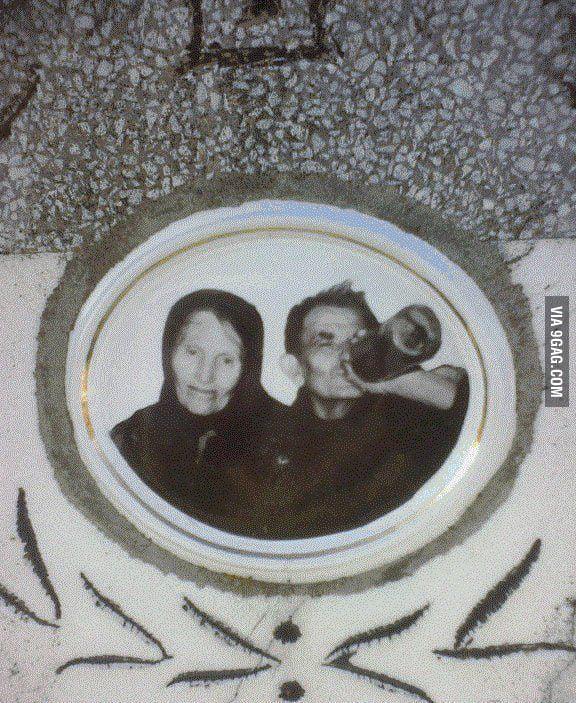 Romanian Grave Photo