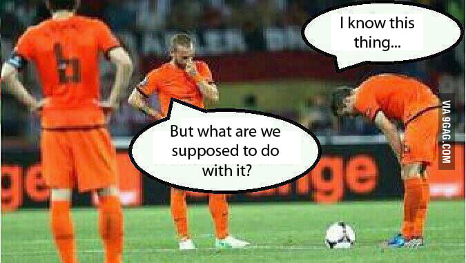 Just the Dutch...