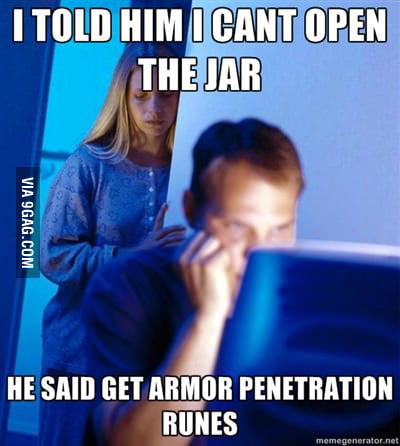 Or magic penetration