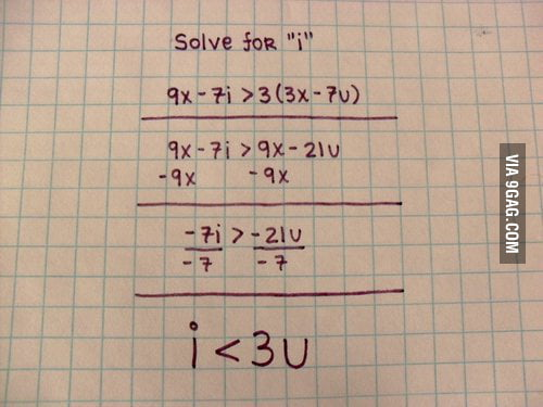 Math Problem? Solved with Love