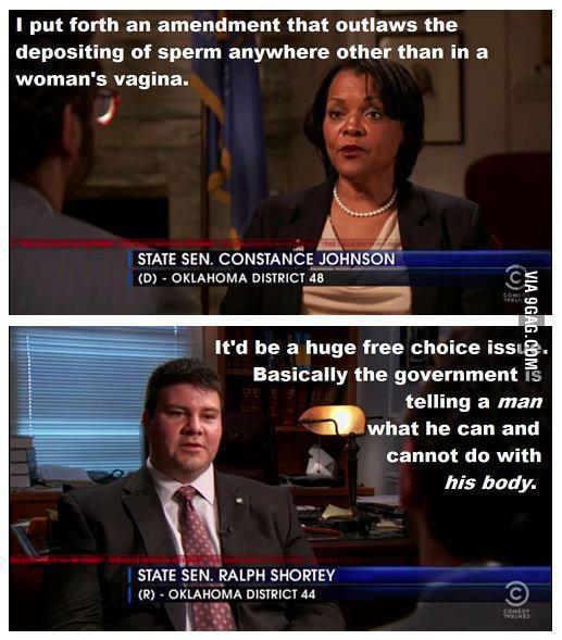 Yeah... free choice