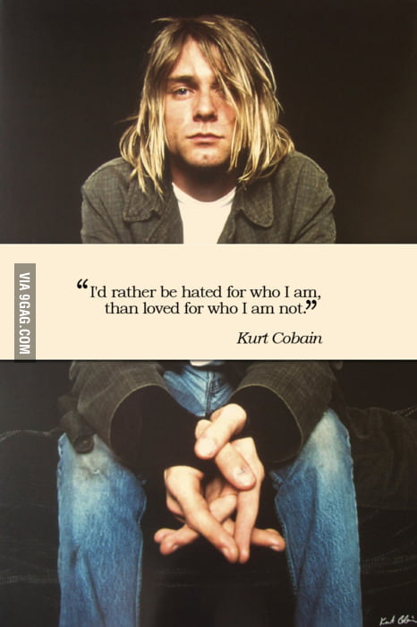 Awesome Kurt Cobain is Awesome