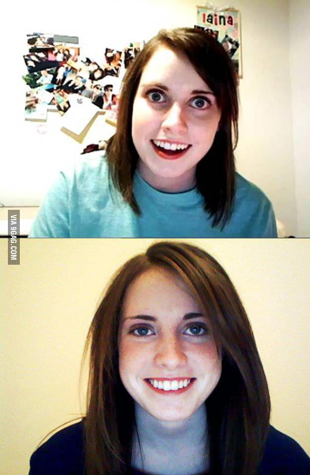 Changes of Overly Attached Girlfriend in 3...2...1....