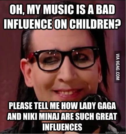 Condescending Manson
