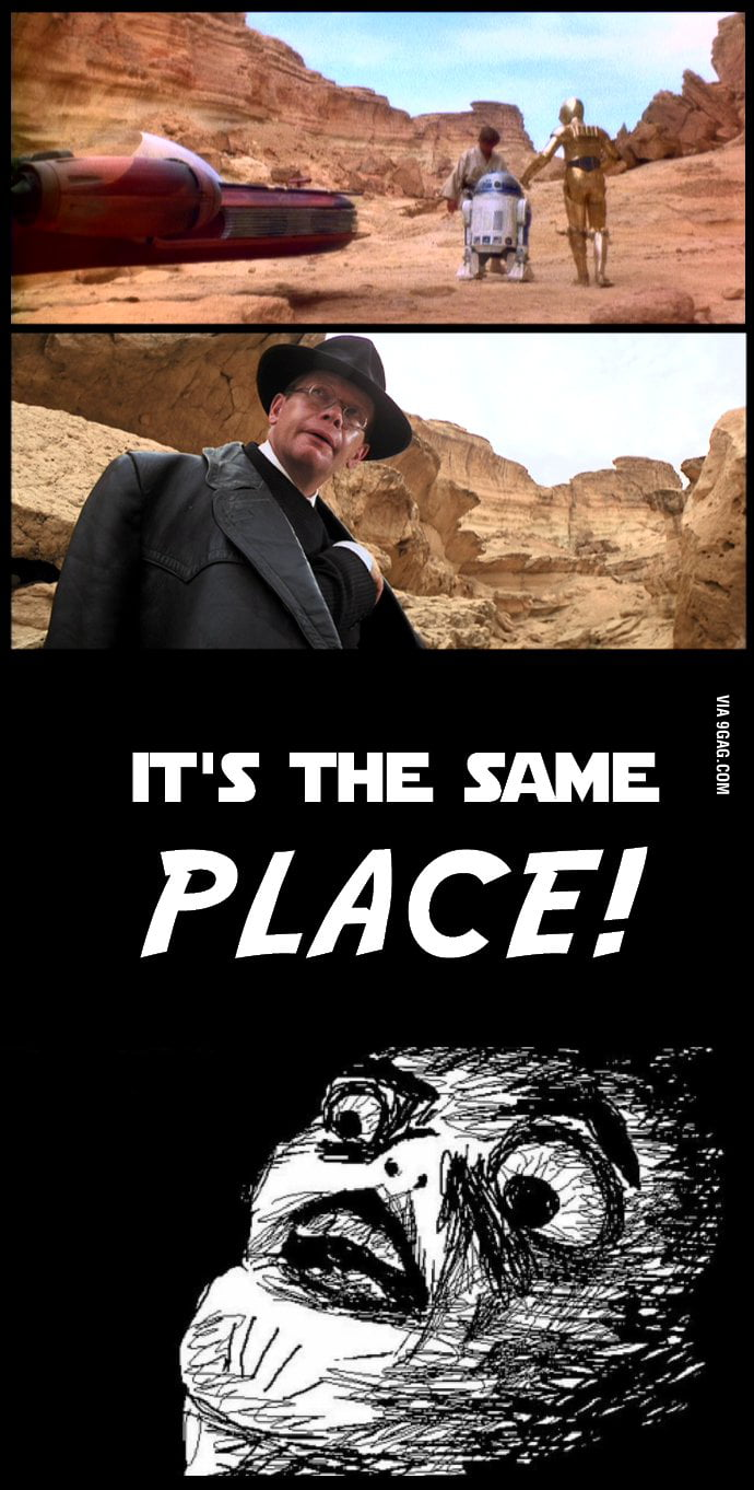 OMG! It's the same place!