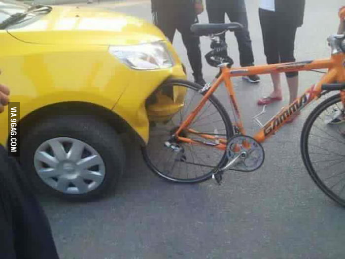 Chuck Noriss's bike