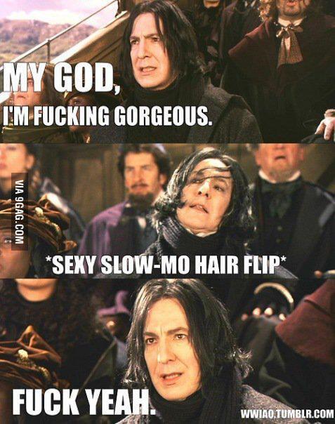 Sexy Snape