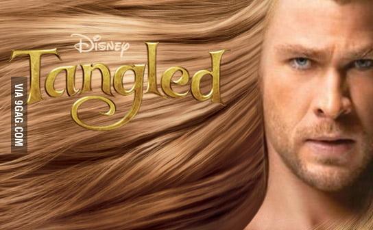 Tangled-Thor