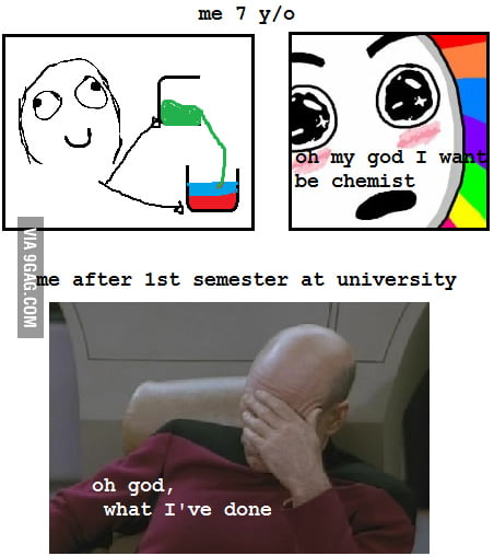 Chemist student