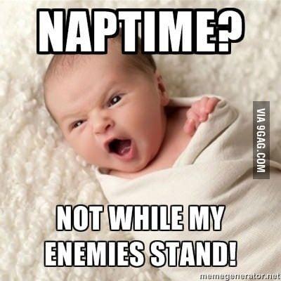 NAPTIME?!