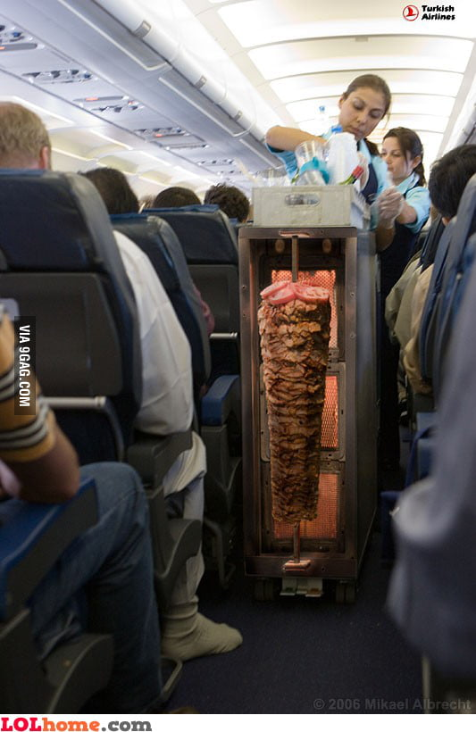 Meanwhile at Turkish Airlines