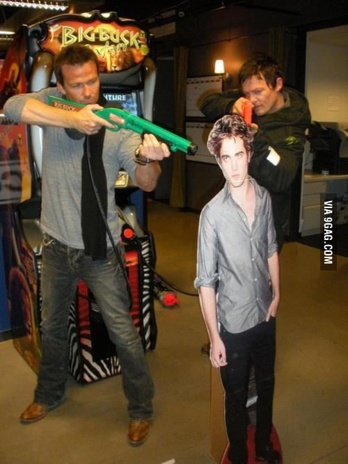 Boondock Saints.. You're doing it good..
