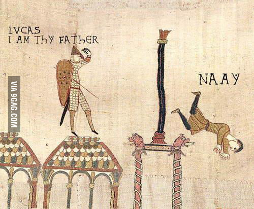 Medieval star wars