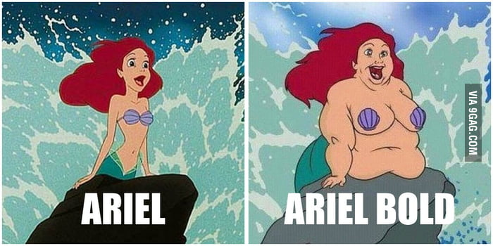 Ariel & Arial Bold