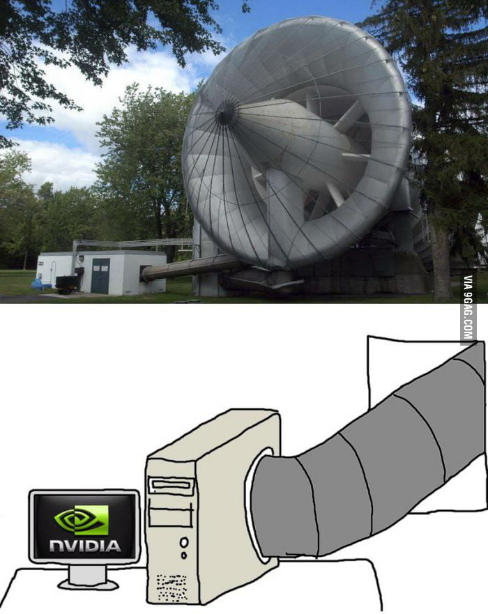 My NVIDIA graphics card